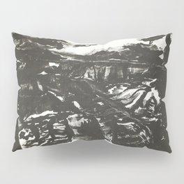 Northern Rim Grand Canyon Lithograph Pillow Sham