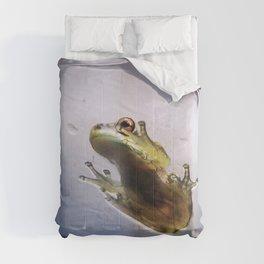 Feeling Froggy Comforters