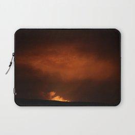 Night Fire Laptop Sleeve