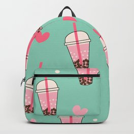 Boba Tea Love Backpack