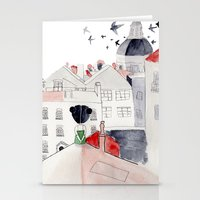 madrid Stationery Cards featuring Madrid by sole silbando
