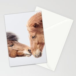 Horse Love - Nature Photography Stationery Cards