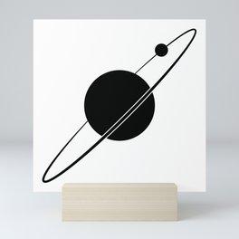 HYDROGEN Mini Art Print
