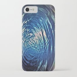 Endless Ripples Photography Water Abstract iPhone Case