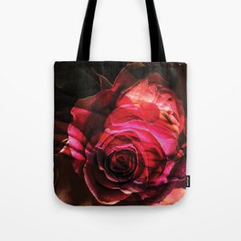 Rose colors fashion Jacob's Paris Tote Bag