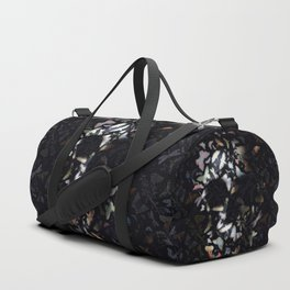 Butterfly And Skull Duffle Bag
