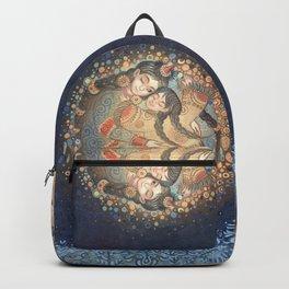 girl the Moon Backpack