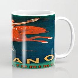 Vintage poster - Cinzano Vermouth Torino Coffee Mug