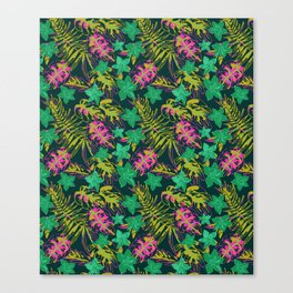 Jungle Canvas Print