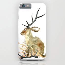 Shed Antler iPhone Case