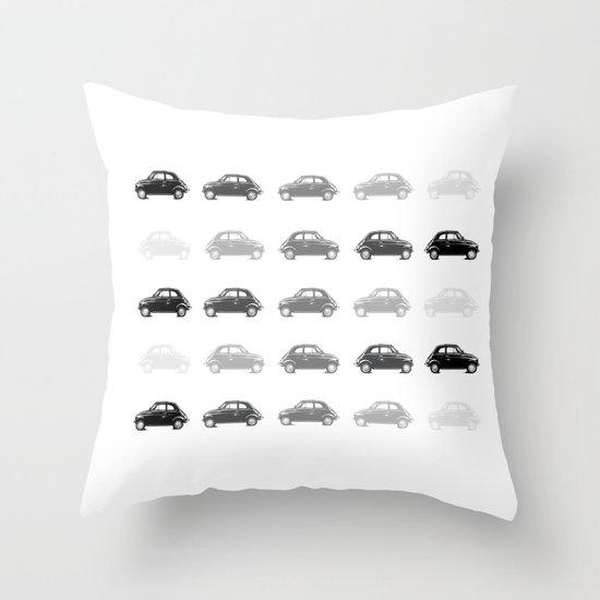 car 5oo Throw Pillow