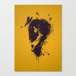 TATOU Canvas Print