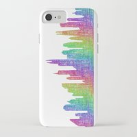 chicago iPhone & iPod Cases featuring Chicago by David Zydd