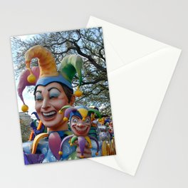 The King's Jesters Stationery Cards