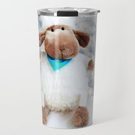little sheep Travel Mug