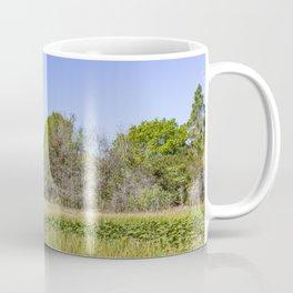 Wetlands Under the Moon Coffee Mug