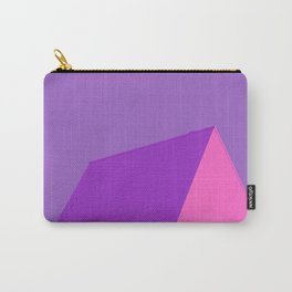 Violet Tower Carry-All Pouch