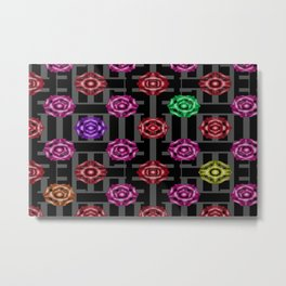 Colorandblack series 989 Metal Print