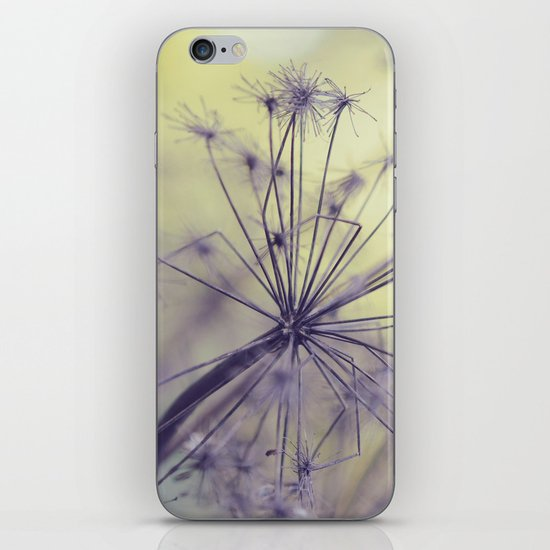 Yesterday is but today's memory, and tomorrow is today's dream.   iPhone & iPod Skin