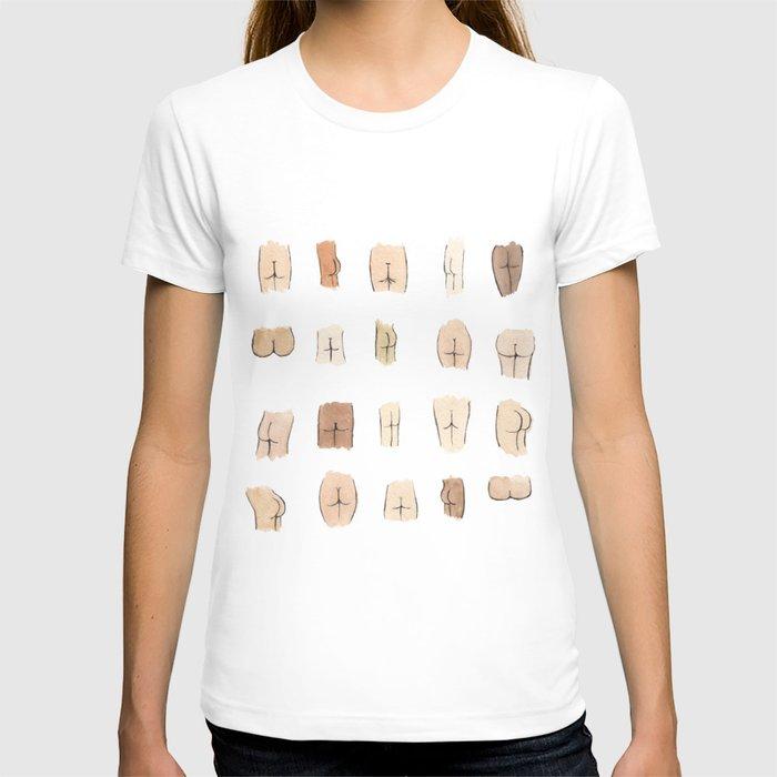 Butts T-shirt