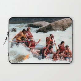 Rafting the Youghiogheny Laptop Sleeve