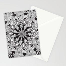 MANDALA #10 Stationery Cards