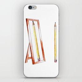 No. 1 Pencil iPhone Skin