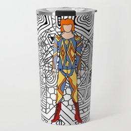 Heroes Fashion 1 Travel Mug
