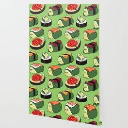 Sushi Avocado Wallpaper