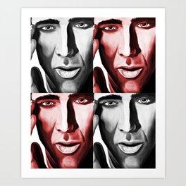 Nicolas Art Print