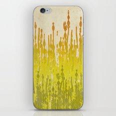 drip drops iPhone & iPod Skin