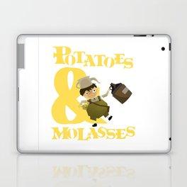 Potatoes & Molasses Laptop & iPad Skin
