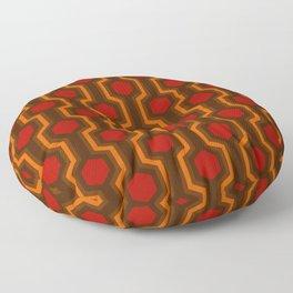 Retro-Delight - Humble Hexagons - Haunted Floor Pillow