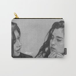 Camren Pencil Sketch  Carry-All Pouch