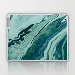 Blue Planet Marble Laptop & iPad Skin