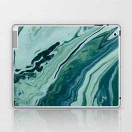 Blue Planet Marble Laptop & iPad Skin
