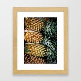 Pineapple Express Framed Art Print