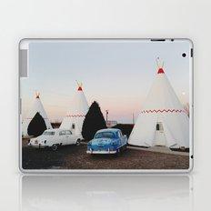 Wigwam Motel Laptop & iPad Skin