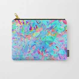 Abstract kaleidoscope Carry-All Pouch