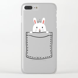 My Pet Clear iPhone Case