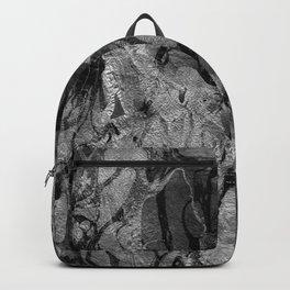 Marbled Paper Backpack