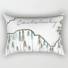 Cackalacky. Rectangular Pillow