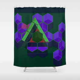 Everything Valid Shower Curtain