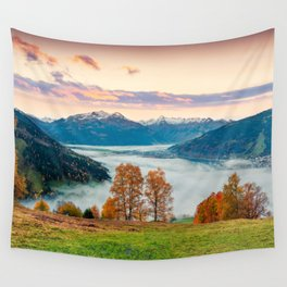 Beautiful Nature Concept Background Wall Tapestry