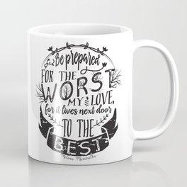 Finnikin of the Rock - Be Prepared Coffee Mug