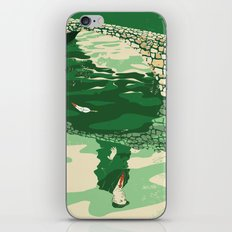 Herbert Warren Wind iPhone & iPod Skin
