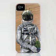 Cacti | Spaceman No:1 Slim Case iPhone (4, 4s)