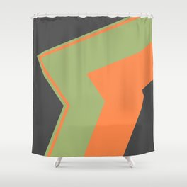 Chicane Shower Curtain