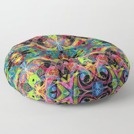 Ethnic Style G261 Floor Pillow