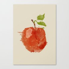 Apple 06 Canvas Print